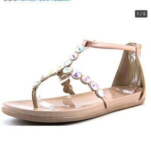 Kenneth Cole Reaction Bling sandals
